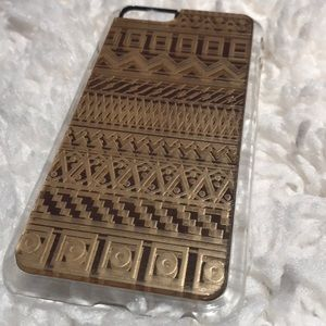 iPhone 6 Tribal Gold phone case